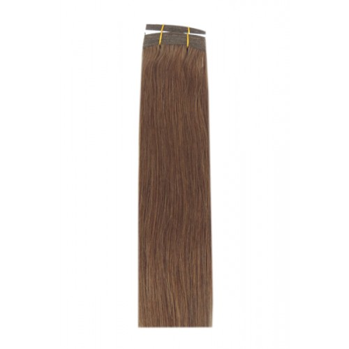 Треса Remy Deluxe, цвят 5 Toffee Brown, 40 см